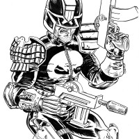 Dredd-Punisher